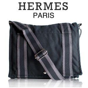 Auth Hermes Fourre-Tout Besace PM Messenger Bag